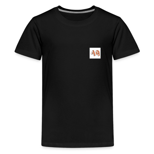 AG design - Kids' Premium T-Shirt