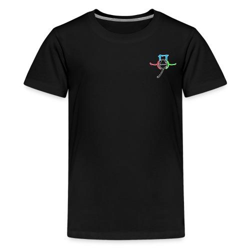 GF3 Logo - Kids' Premium T-Shirt