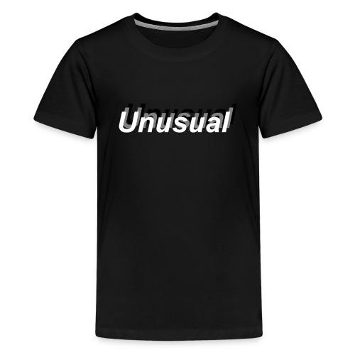normal shadow unusual - Kids' Premium T-Shirt