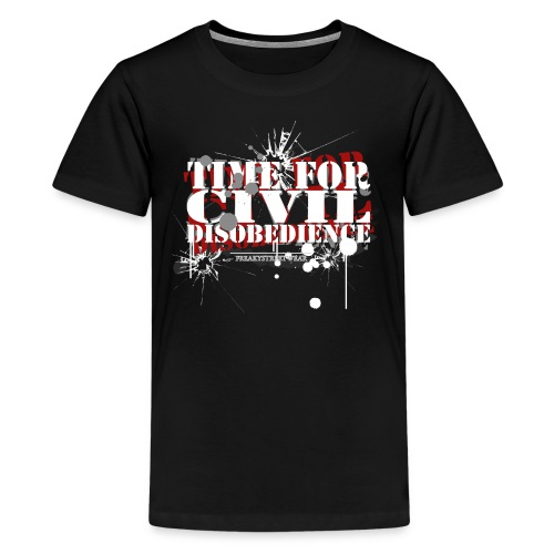 civil disobedience - Kids' Premium T-Shirt