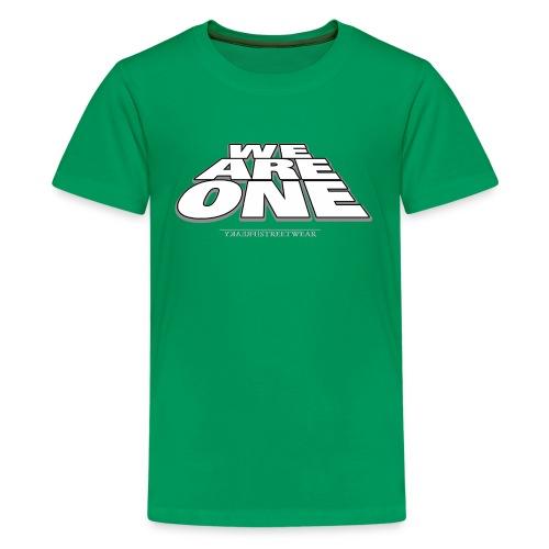 We are One 2 - Kids' Premium T-Shirt