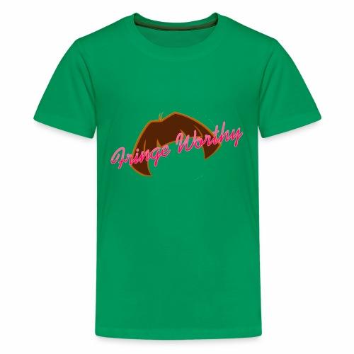 Fringe WorthyCases - Kids' Premium T-Shirt