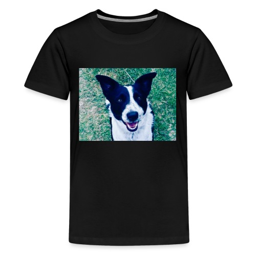 custom Boston design - Kids' Premium T-Shirt