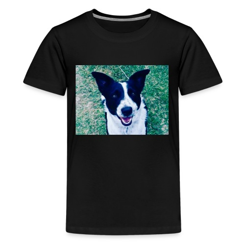 custom Boston design - Kids' Premium T-Shirt