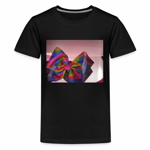 Jojo bows - Kids' Premium T-Shirt