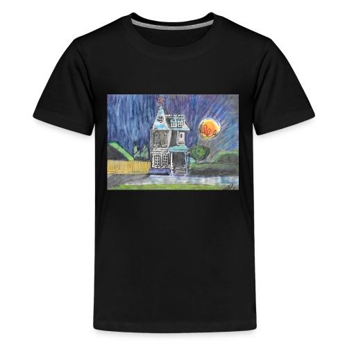 THE PINWHEEL HOUSE - Kids' Premium T-Shirt
