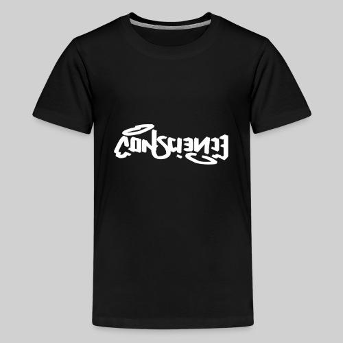 conscience Logo Design! - Kids' Premium T-Shirt