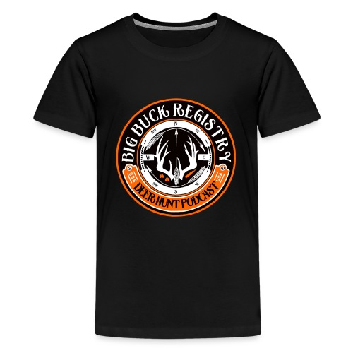 Big Buck Registry Deer Hunt Podcast - Kids' Premium T-Shirt