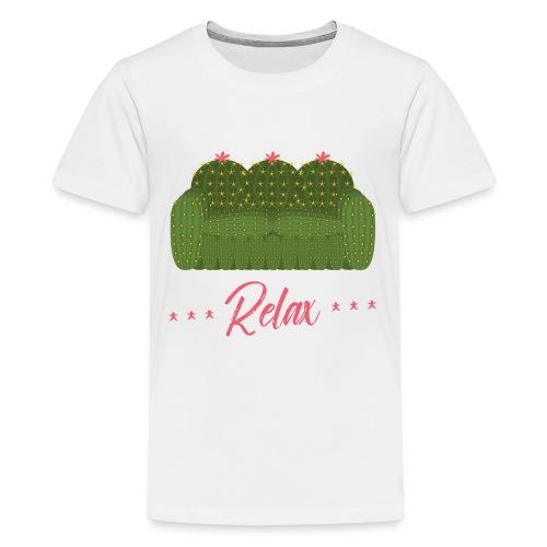 Relax! - Kids' Premium T-Shirt