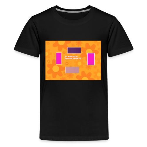 My WORK - Kids' Premium T-Shirt