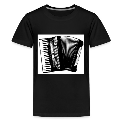 Accordian - Kids' Premium T-Shirt