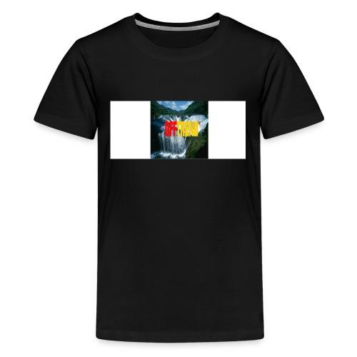 StartingAWave - Kids' Premium T-Shirt