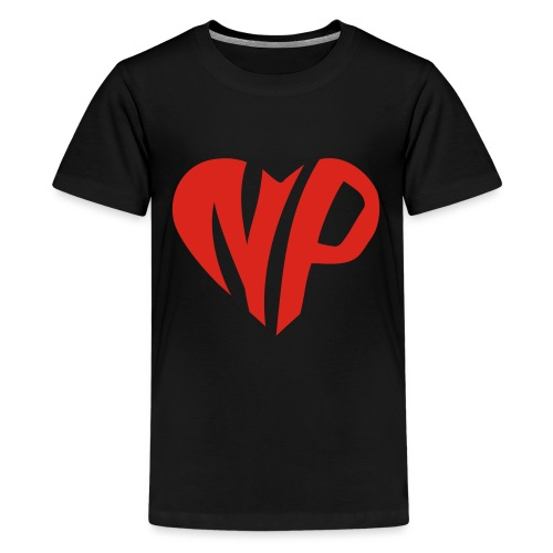 np heart - Kids' Premium T-Shirt