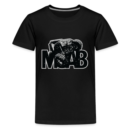 Moab Utah Off-road Adventure - Kids' Premium T-Shirt