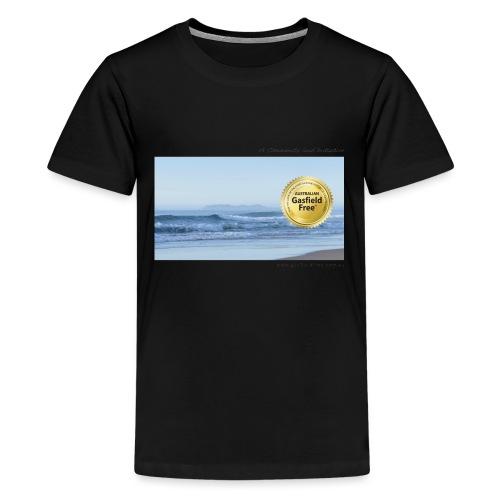 Beach Collection 1 - Kids' Premium T-Shirt