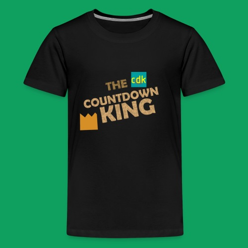 The CountdownKing - Kids' Premium T-Shirt