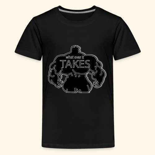 wat ever it takes - Kids' Premium T-Shirt