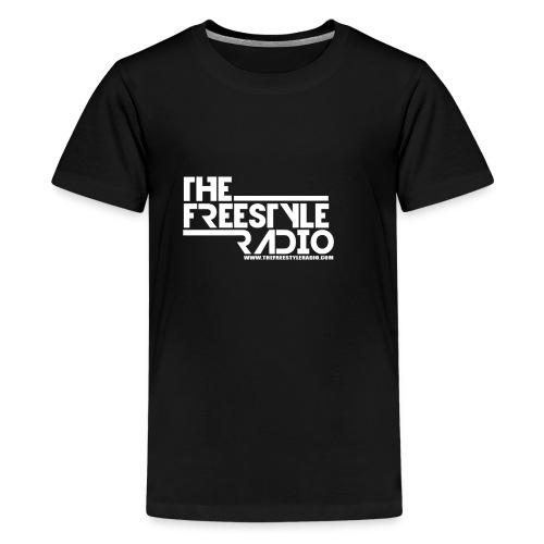 white logo 2018 - Kids' Premium T-Shirt