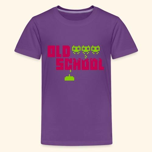 Old School - Kids' Premium T-Shirt