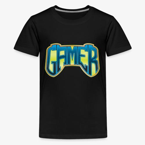 shirt GAMER 01 - Kids' Premium T-Shirt