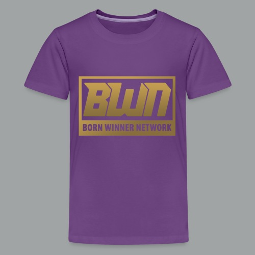 BWN (Gold) - Kids' Premium T-Shirt