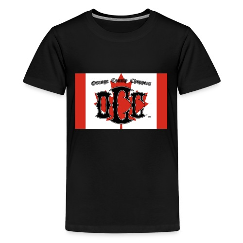 OCC Canada - Kids' Premium T-Shirt