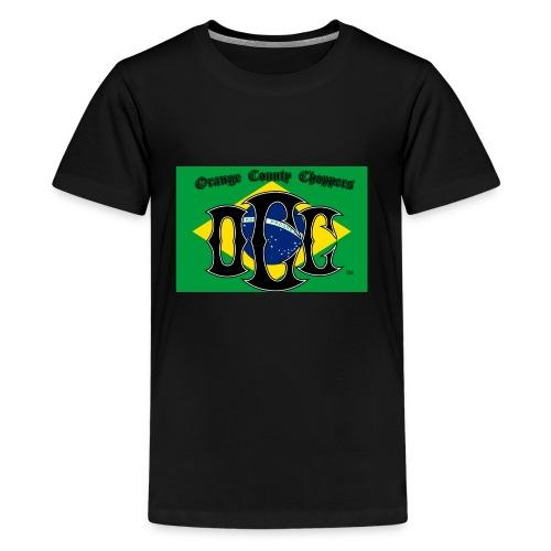 OCC Brazil - Kids' Premium T-Shirt