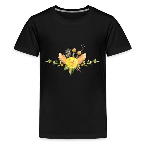 Flowers 24 - Kids' Premium T-Shirt