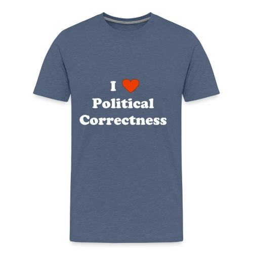 I Heart Political Correctness - Kids' Premium T-Shirt