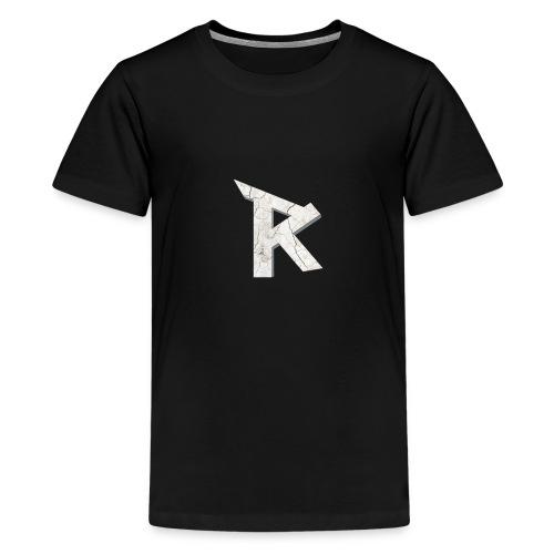 RaDe Militia Logo - Kids' Premium T-Shirt