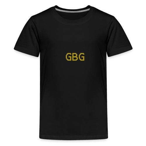 GBG Gold0000 - Kids' Premium T-Shirt