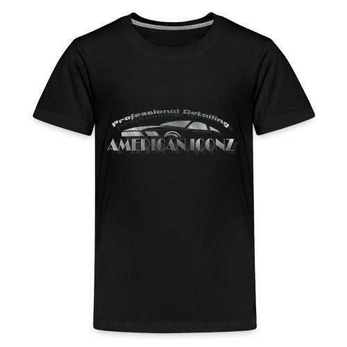 American_Iconz_shirt - Kids' Premium T-Shirt
