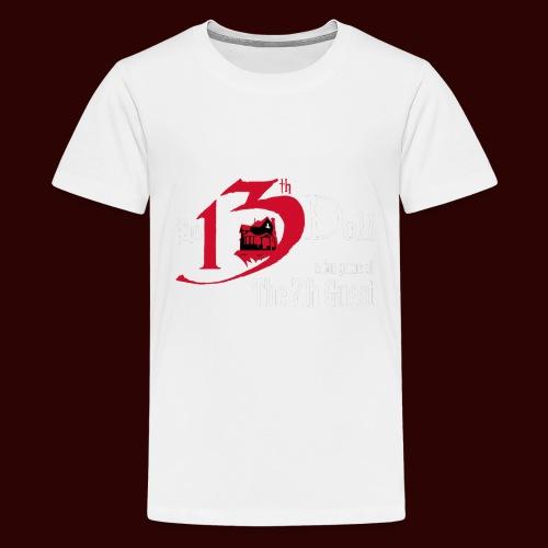 The 13th Doll Logo - Kids' Premium T-Shirt