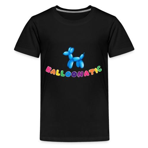 Balloon Animal Balloonatic - Kids' Premium T-Shirt