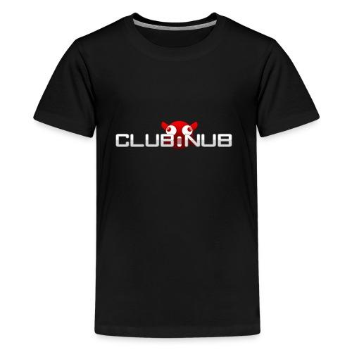 Black ClubNub Mug - Kids' Premium T-Shirt