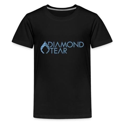 Diamond Tear - Kids' Premium T-Shirt