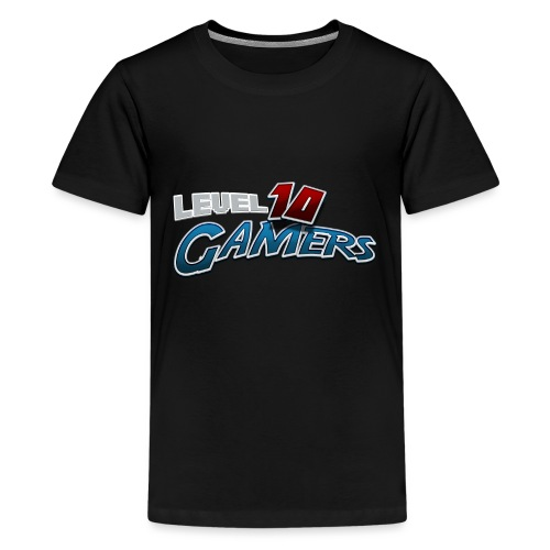 Level10Gamers Logo - Kids' Premium T-Shirt
