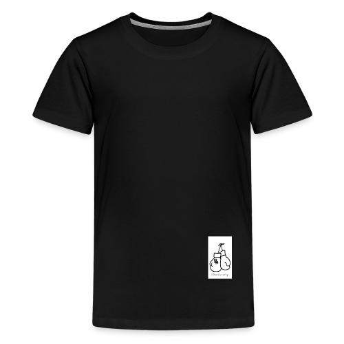 Hots merch Here - Kids' Premium T-Shirt