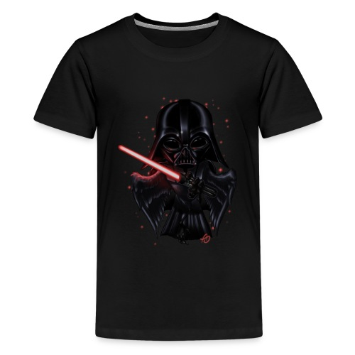 Bird Vader - Kids' Premium T-Shirt