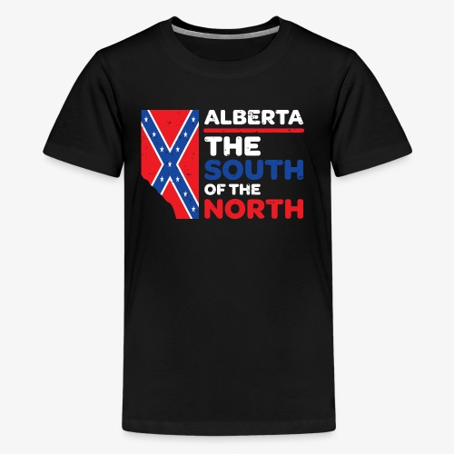 Alberta The South Of The North - Kids' Premium T-Shirt