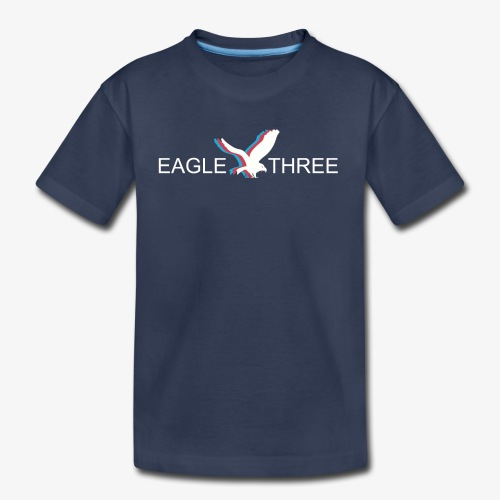 EAGLE THREE APPAREL - Kids' Premium T-Shirt