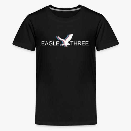 EAGLE THREE APPAREL - Kids' Premium T-Shirt