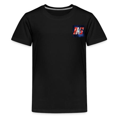 YouTube Logo - Kids' Premium T-Shirt
