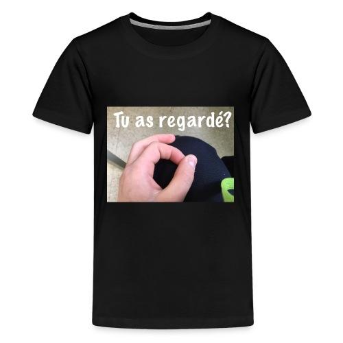 You watched? - Kids' Premium T-Shirt