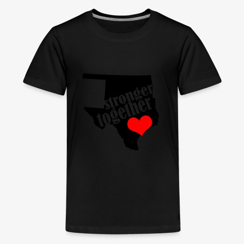 Oklahoma Strong   Stronger Together - Kids' Premium T-Shirt