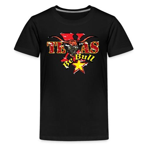 Texas 01 - Kids' Premium T-Shirt