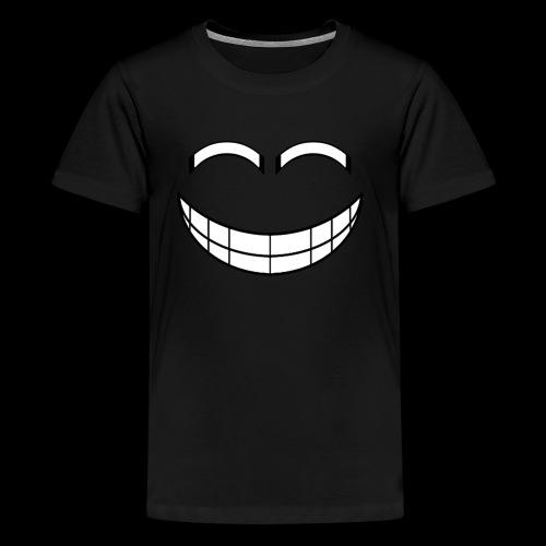 Empty Grin - Kids' Premium T-Shirt
