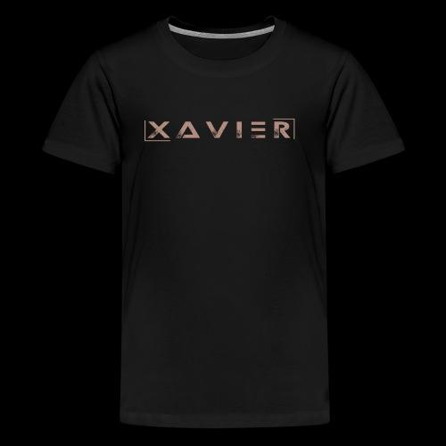 XAVIER GOLD EDITION - Kids' Premium T-Shirt