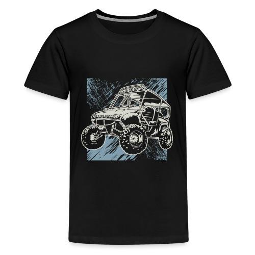 UTV Baja Off-Road Sports - Kids' Premium T-Shirt