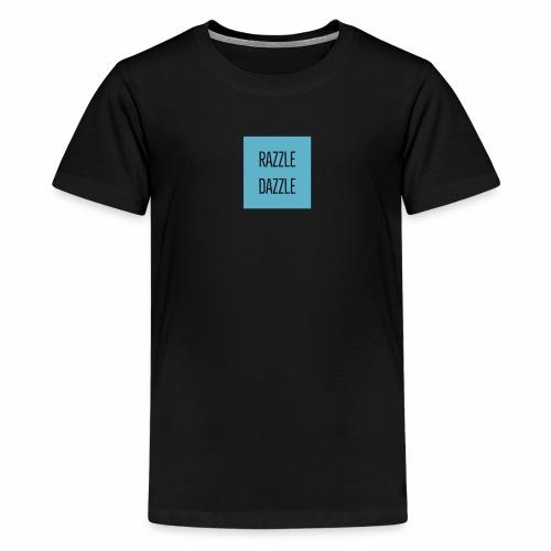 razzle dazzle - Kids' Premium T-Shirt